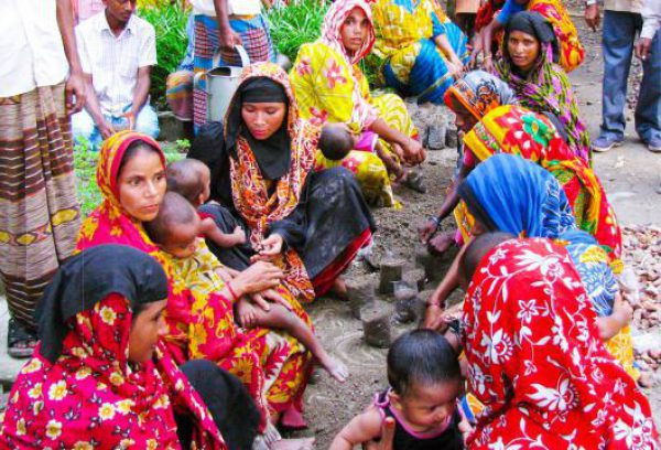 Case study: Mangrove forests in Bangladesh