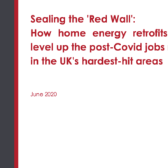 Sealing the 'Red Wall'